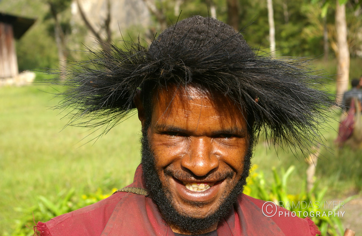 People: Dani People Of West Papua, Indonesia